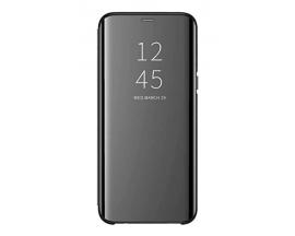 Husa Flip Cover Upzz Mirror OnePlus Nord ,Negru