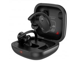 Casti Audio Wireless Hoco Es40 Genial Tws ,carcasa Cu Funtie De Incarcare ,negru