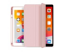 Husa Upzz Tech Smartcase SC PEN IPAD 10.2 2019 Pink A2197, A2200, A2198, A219