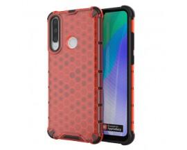 Husa Uppz Honeycomb Huawei Y6p AntiShock -Rosu