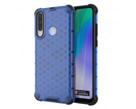 Husa Uppz Honeycomb Huawei Y6p AntiShock -Albastru