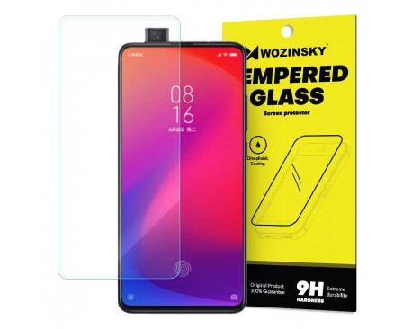 Folie Sticla Securizata 9h Wozinsky Pentru Xiaomi Mi 9T Pro / Mi 9T ,transparenta