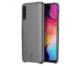 Husa Spate Originala Duxducis Skin Lite Samsung Galaxy A7 2018  Piele Negru
