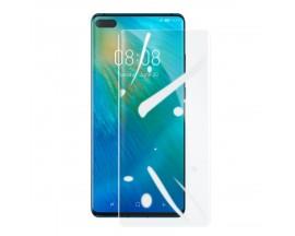 Folie Silicon Premium Baseus 3D Film Compatibila Cu Huawei P40 Pro ,Transparenta 0,15mm Grosime ,2 bucati in Pachet