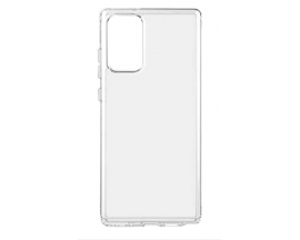 Husa Spate Silicon Ultra Slim Upzz Compatibila Cu Samsung Galaxy Note 20 ,  Transparenta