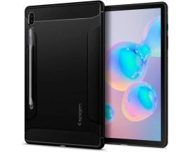 Husa Tableta Spigen Rugged Armor Samsung Galaxy Tab S6 10.5 T860/T865 Matte Black
