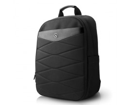 "Rucsac Laptop Original Mercedes-Benz Pattern III Collection, 15"", Negru"