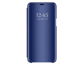 Husa Tip Carte S View Mirror Samsung Galaxy Note 10 Lite Albastru