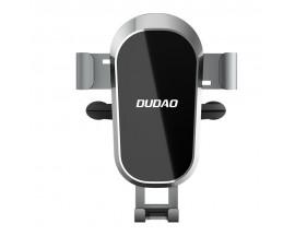 Suport Telefon Auto Pentru Ventilatie  Dudao Gravity Negru - F2 Pro