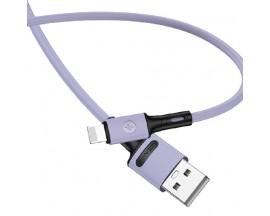 Cablu Date / Incarcare Usams U52 2A Fast Charge Mufa Lightning ,Mov-SJ434USB04