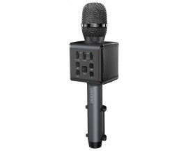Microfon Wireless Fara Fir Premium Dudao Pentru Karaoke Negru -Y16