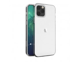 Husa Upzz Spate Ultra Slim iPhone 12 , 0,5mm ,silicon ,transparenta