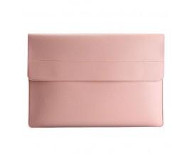 Husa Premium Upzz Tech Protect Chloi Pentru Laptop / Macbook Cu Dimensiunea 13 Inch Pink