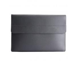 Husa Premium Upzz Tech Protect Chloi Pentru Laptop /Macbook Cu Dimensiunea 15-16 Inch Dark Gri