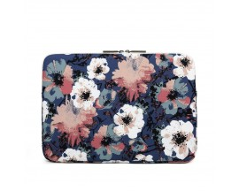 Husa Upzz Tech Canvaslife Sleeve Compatibila Cu Laptop / Macbook 13-14 Inch Camellia