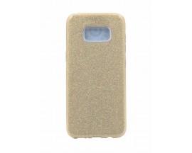 Husa Spate Upzz Shiny Lux Samsung S8 Gold