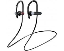 Casti Wireless Sport Usams S4 Bluetooth 5.0 Negru Bgydej01