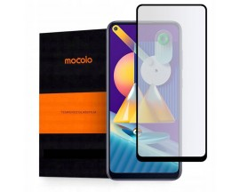 Folie Sticla Securizata Mocolo Samsung Galaxy M11, Full Glue , Full Cover