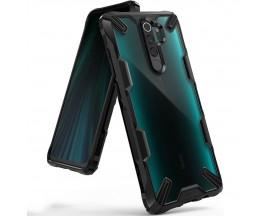 Husa Premium Ringke Fusion X Compatibila Cu Xiaomi Redmi Note 8 Pro ,negru