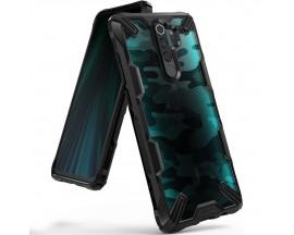 Husa Premium Ringke Fusion X Compatibila Cu Xiaomi Redmi Note 8 Pro ,camo