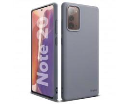 Husa Premium Ringke Air S Pentru Samsung Galaxy Note 20 ,slim ,silicon, Mov