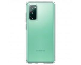 Husa Originala Spigen Ultra Hybrid Samsung Galaxy S20 FE Crystal Clear Transparenta