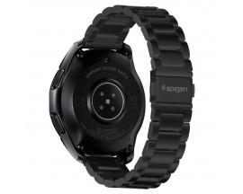 Curea Ceas Spigen Moder Fit Stainless Compatibila Cu Samsung Galaxy Watch 42mm , Negru