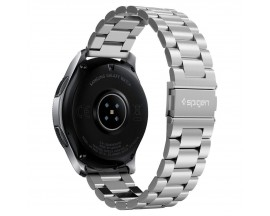 Curea Ceas Spigen Modern Fit Stainless Compatibila Cu Samsung Galaxy Watch 46mm , Silver