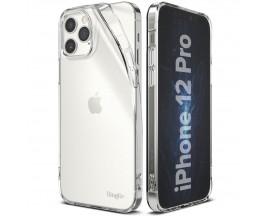 Husa Premium Ringke Air iPhone 12 / iPhone 12 Pro  ,Silicon ,Slim ,Transparenta
