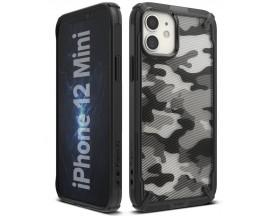 Husa Premium Ringke Fusion X Compatibila Cu iPhone 12 Mini ,Camo