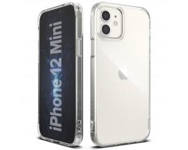 Husa Premium Ringke Fusion Pc Compatibila Cu iPhone 12 Mini Transparenta