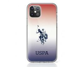 Husa Premium Originala Us Polo Assn iPhone 12 Mini ,Colectia Gradient ,Multicolor - USHCP12SPCDGBR