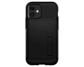 Husa Originala Premium Spigen Slim Armor iPhone 12 Mini ,Negru - ACS01545