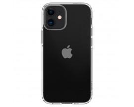 Husa Premium Spigen Liquid Crystal iPhone 12 Mini ,Transparenta - ACS01740