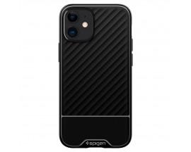 Husa Premium Spigen Core Compatibila Cu iPhone 12 Mini ,Negru - ACS01537