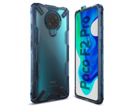 Ringke Fushion X Pentru Xiaomi Poco F2 Pro ,Space Blue