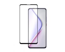 Folie Sticla Nano Glass Full Glue Flex Upzz Xiaomi Poco F2 Pro , Negru Ultra Rezistenta