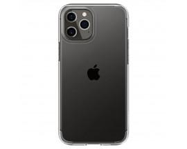 Husa Premium Spigen Ultra Hybrid iPhone 12/ iPhone 12 Pro ,transparent - Acs01702