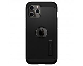 Husa Originala Premium Spigen Tough  Armor iPhone 12 / iPhone 12 Pro  ,negru - Acs01710