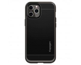 Husa Originala Premium Spigen Neo Hybrid  iPhone 12 / iPhone 12 Pro  Gunmetal - Acs01711