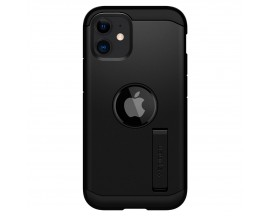 Husa Originala Premium Spigen Tough Armor iPhone 12 Mini ,Negru - ACS01753