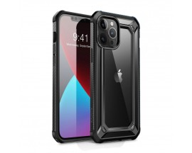 Husa Spate Premium Supcase Exo Pro iPhone 12 / iPhone 12 Pro ,negru