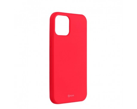Husa Spate Roar Jelly iPhone 12 / iPhone 12 Pro ,Silicon - Roz Aprins