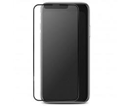 Folie Sticla Securizata Premium 5d Mr. Monkey Strong Hd iPhone 12 / iPhone 12 Pro , Full Cover Transparenta Matta