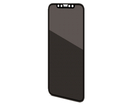 Folie Sticla Securizata Premium 5d Mr. Monkey Strong Hd iPhone 12 / iPhone 12 Pro , Full Cover Transparenta Privacy
