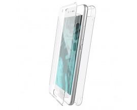 Husa 360 Grade Silicon Huawei P20 Lite Transparenta