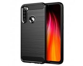 Husa Spate Upzz Carbon Pro Xiaomi Redmi Note 8T ,Negru