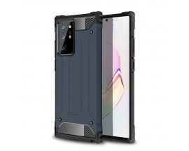 Husa Spate Upzz Hybrid Armor Samsung Galaxy Note 20 Ultra ,Antishock -Albastru