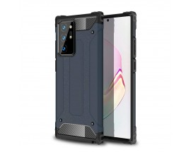 Husa Spate Upzz Hybrid Armor Samsung Galaxy Note 20 ,Antishock -Albastru