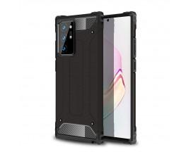 Husa Spate Upzz Hybrid Armor Samsung Galaxy Note 20 ,Antishock -Negru